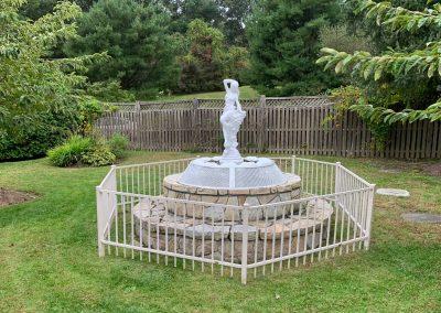 Le Fontane Garden