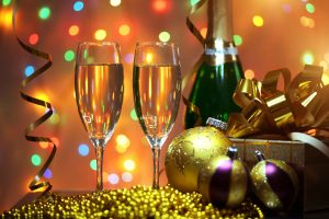 New Year's Eve at Le Fontane Restaurant