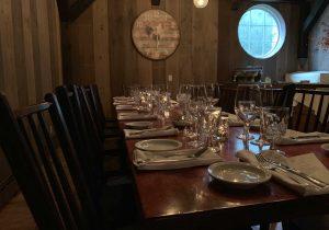 Le Fontane Table Setting