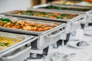 Catering at Le Fontane Restaurant