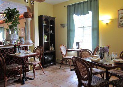 Le Fontane Restaurant