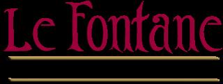 Le Fontane Restaurant Logo
